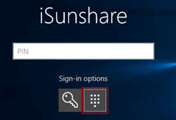 access windows 10 with other sign-in options