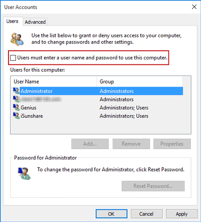 2 Ways to Automatically Skip Windows 10 Login Screen