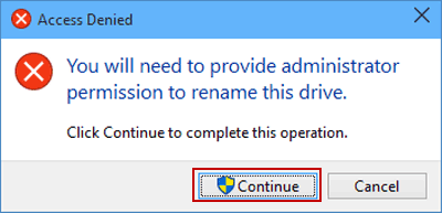 2 Ways to Rename Hard Disk in Windows 10