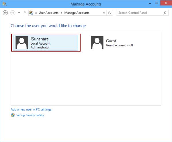 turn off administrator password windows 10