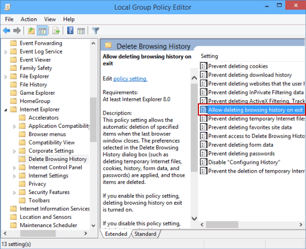 3 Ways to Delete Browsing History and Cookies on Windows 10