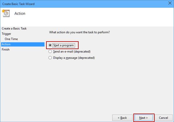4 cách hẹn giờ tắt máy tự động trên Windows 10 21