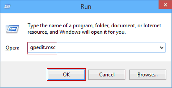 open local group policy editor in windows 10 home