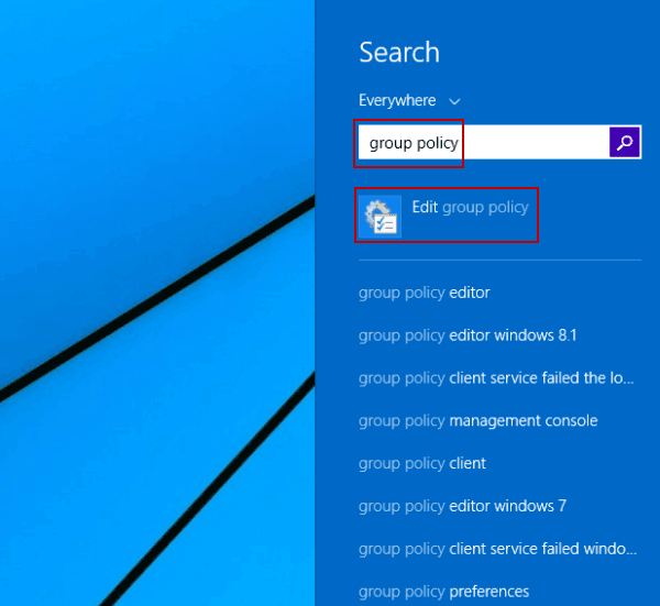 how to get to group policy management