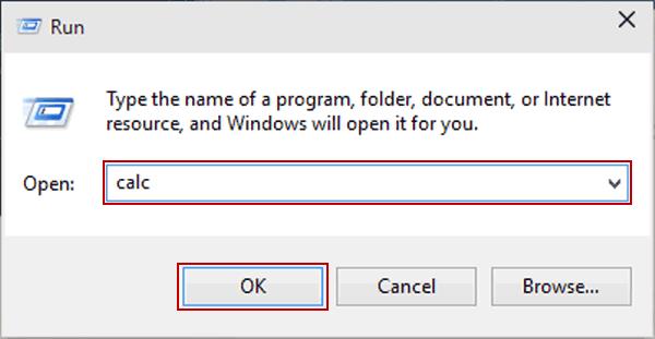 5 Ways to Open Calculator in Windows 10