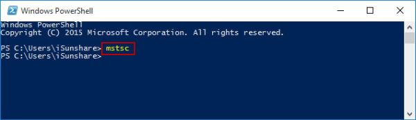 5 Ways to Open Remote Desktop Connection in Windows 10