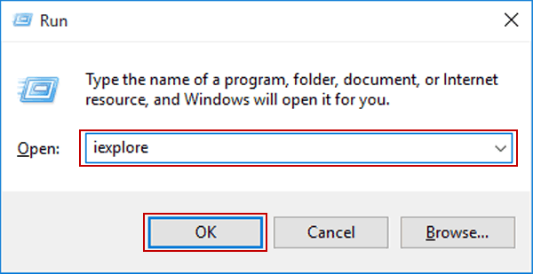 5 راه دسترسی به مرورگر Internet Explorer در ویندوز 10 open-internet-explorer-by-run