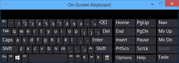 how to turn off virtual keyboard on laptop