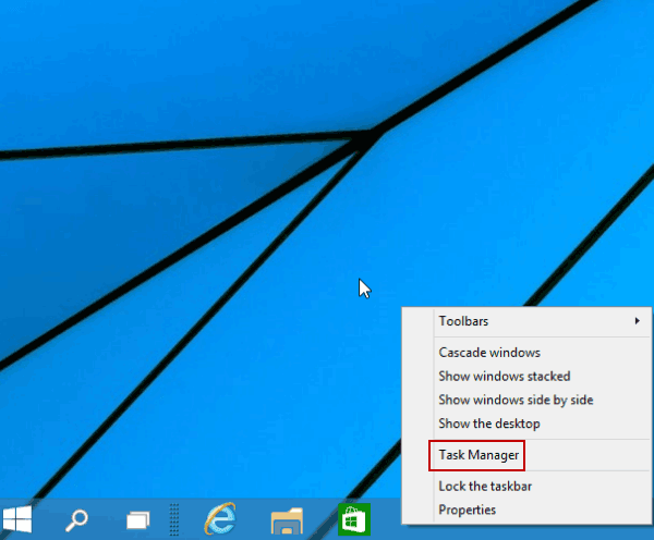 9 Ways to Open Task Manager in Windows 10