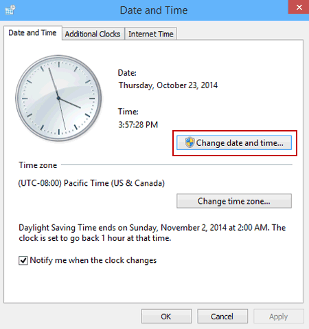 Time And Date Calendar.How To Change Date And Time Formats In Windows 10