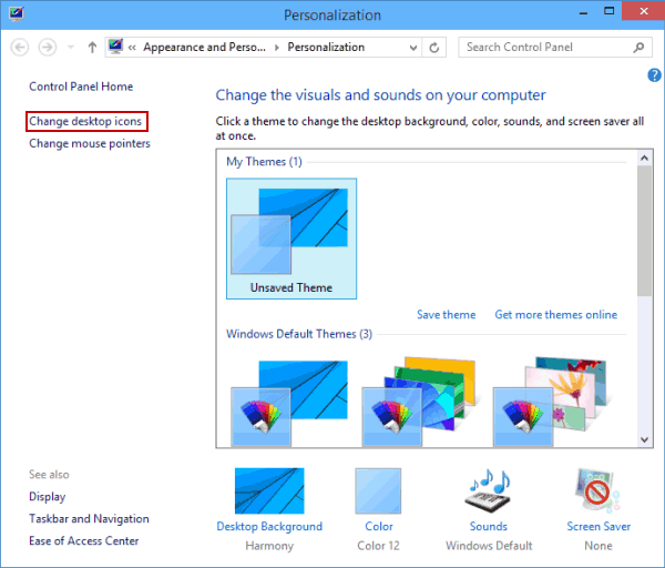 Awe Inspiring How To Change Desktop Icons In Windows 10 Home Interior And Landscaping Analalmasignezvosmurscom
