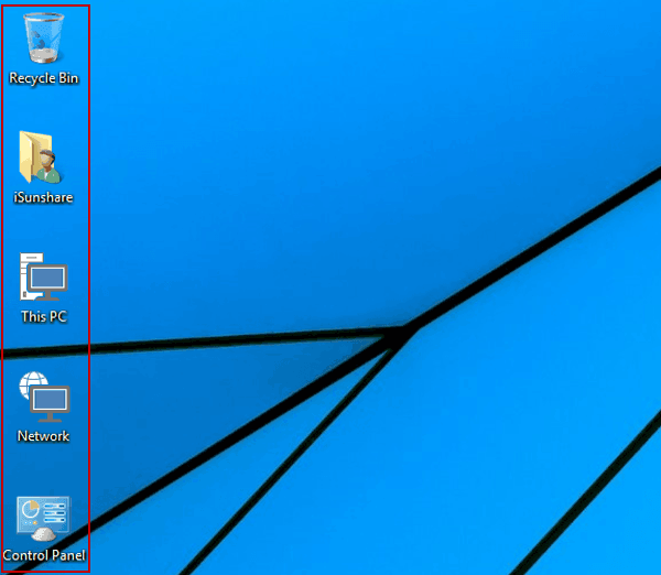 where is the computer icon in windows 10