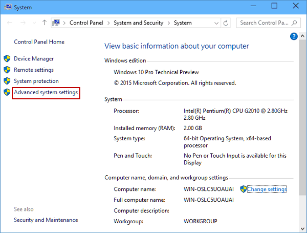 How to Change Device Installation Settings in Windows 10