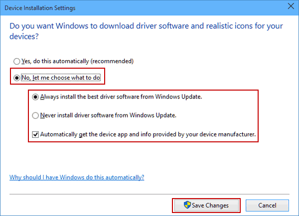 windows 10 software  step by step