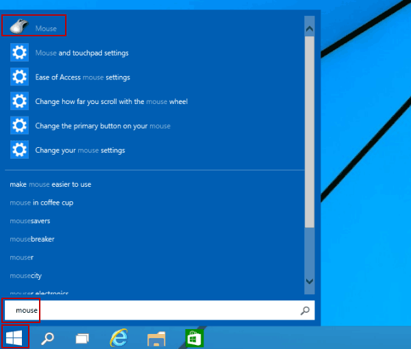 How to Display or Hide Mouse Pointer Trails in Windows 10