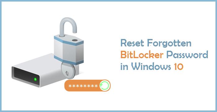 Hướng Dẫn Phục Hồi Mã BitLocker Trên Windows 10