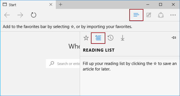 windows reading list