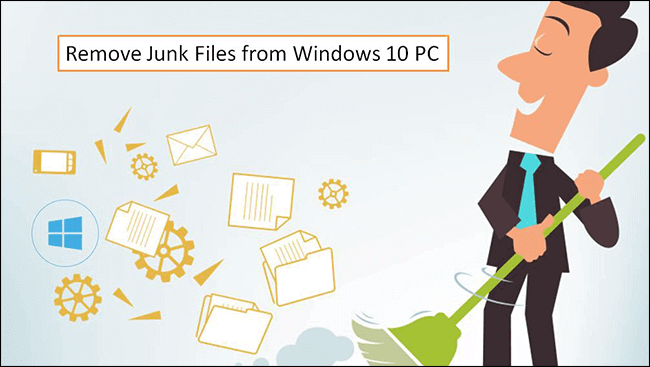 Quickest Ways to Remove Junk Files from Windows 10 PC