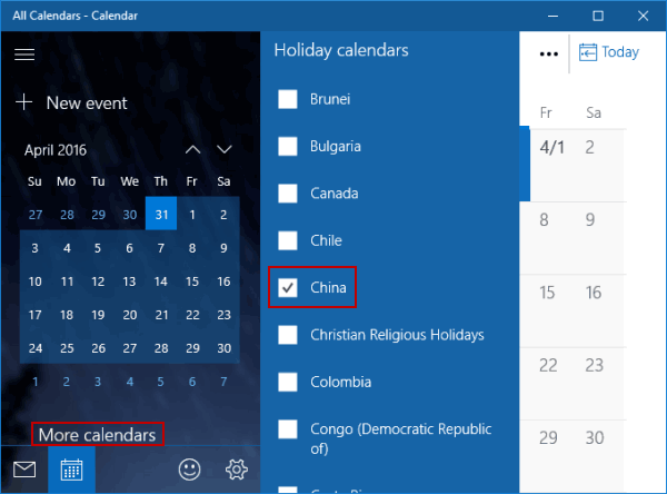 open-more-calendars-and-choose-china