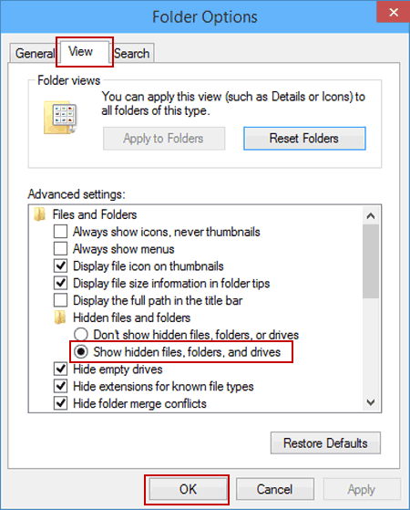 show-hidden-files-and-folders-in-folder-