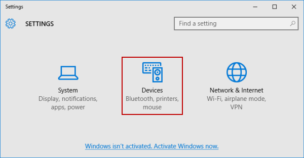 Turn off or on Key Sounds for Touch Keyboard in Windows 10