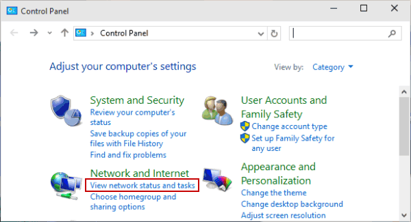 windows 10 network discovery security