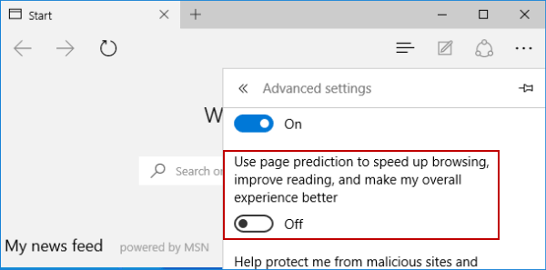 turn-off-use-page-prediction