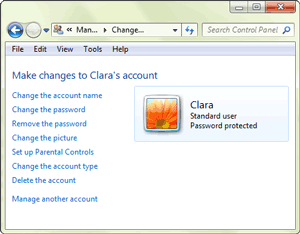 remove windows 7 password with administrator