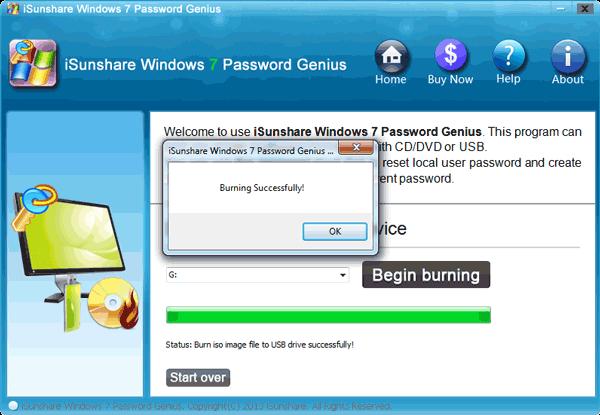 crack windows 7 password iso