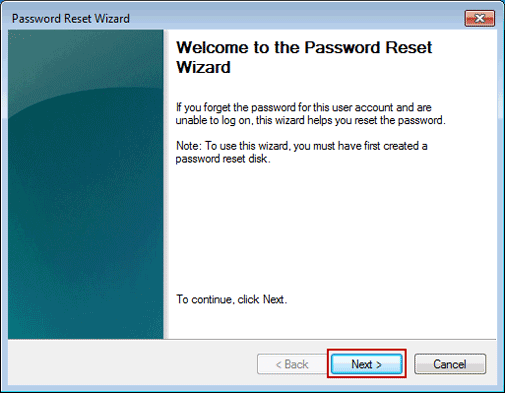 how to reset a laptop without admin password