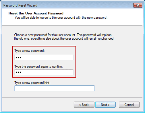 Reset Windows 7 Admin Password With Disk