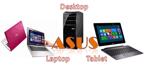 How to Change Asus Windows 8 Password on Desktop/Laptop/Tablet