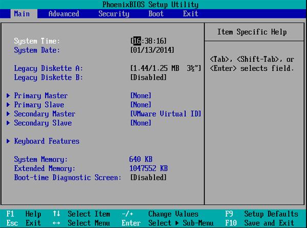 How to Set BIOS Password on Windows 8