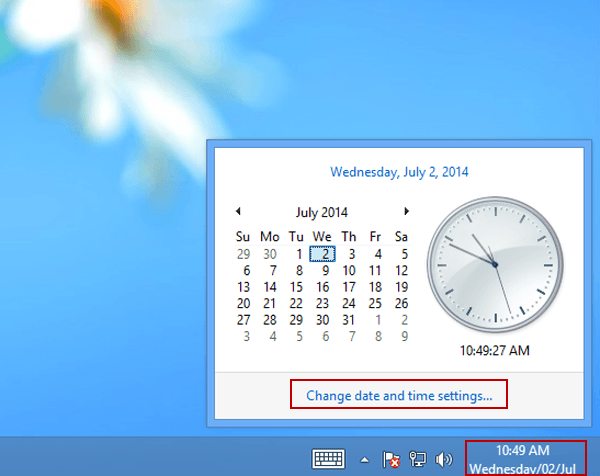 Add Clocks for Different Time Zones on Windows 8/8 1