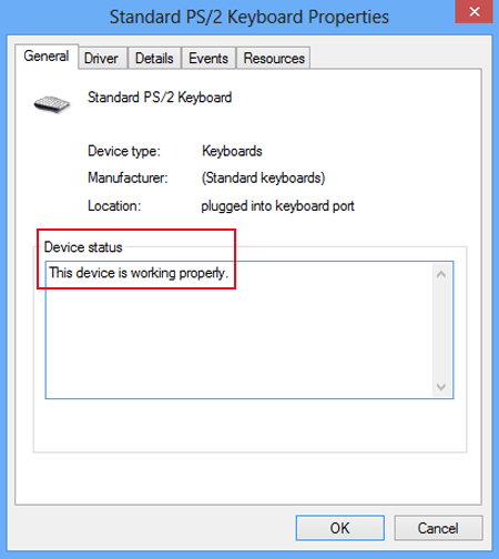 How to Check Keyboard Status in Windows 8 | Working Normally?
