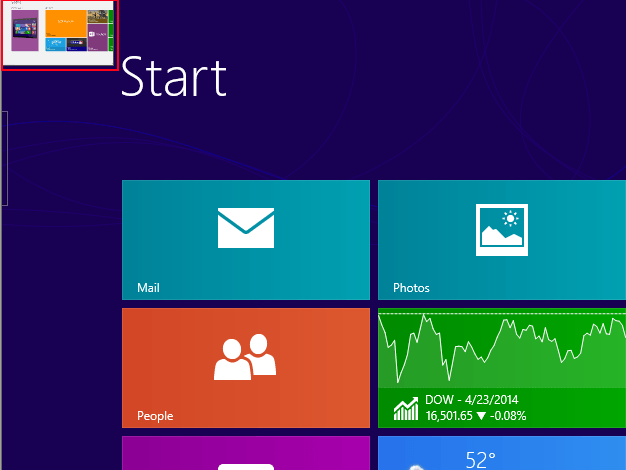 How to Close Metro Apps on Windows 8/8 1 Computer