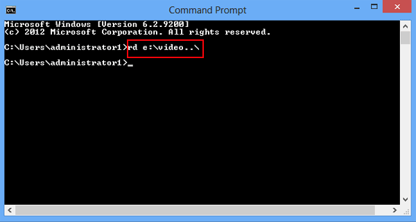 How to Create, Open and Delete A Folder Using Command Prompt