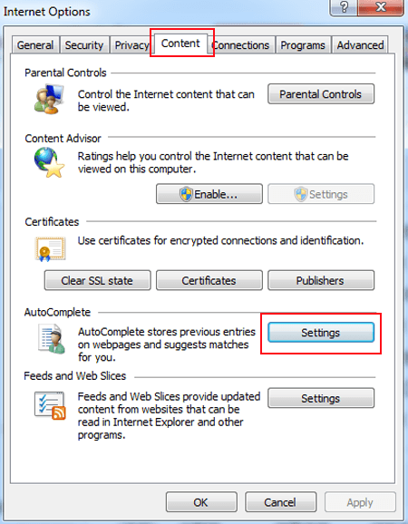 How to Delete Address Bar History in Windows 8/8 1 Computer