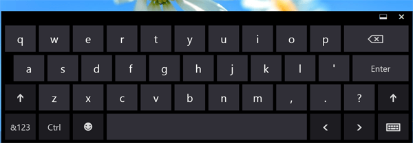 Key Sound on Windows 8/8.1 Computer-How to Turn on and Turn off