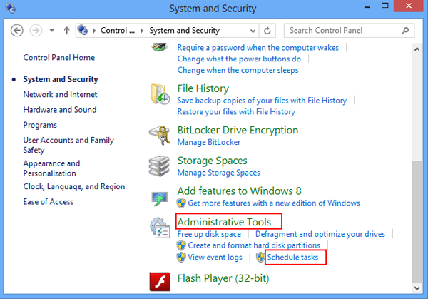 How to Open Windows 8 or 8 1 Task Scheduler