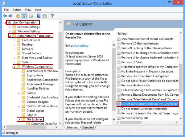 How to Permanently Delete Files on Windows 8/8 1