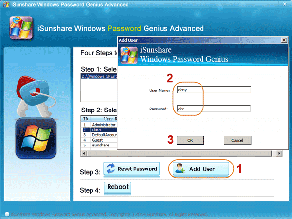 How to Delete Administrator Account without Password on