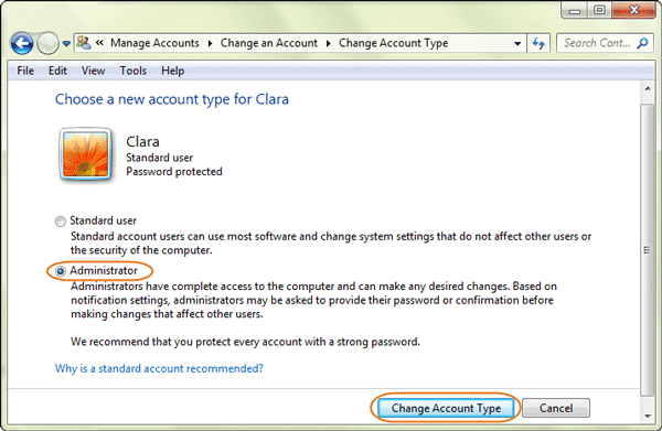 How to Delete Administrator Account without Password on Windows PC