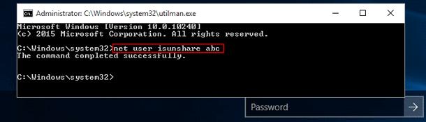 forgot password dell latitude