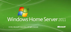 change windows home server 2011 administrator password