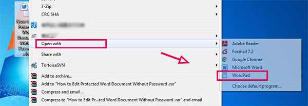 How to Edit Protected Word Document without Password