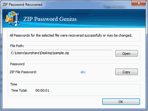 How to Open Encrypted Zip Files without Password