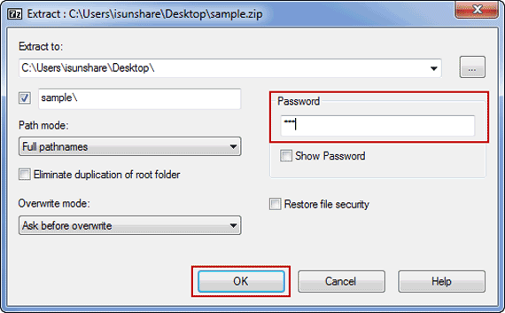 Open password protected zip files windows 10 | 3 Best Ways to Open