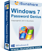 Windows 7 Password Genius