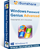 Windows Password Genius Advanced